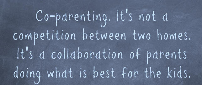 WHAT IS A CO-PARENTING RELATIONSHIP?